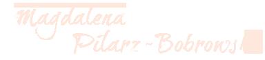 Magdalena Pilarz-Bobrowska Site – Zapraszam! -
